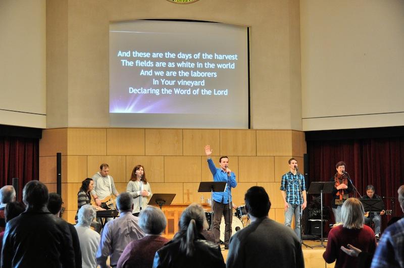 SGC Worship #3  2-1-15
