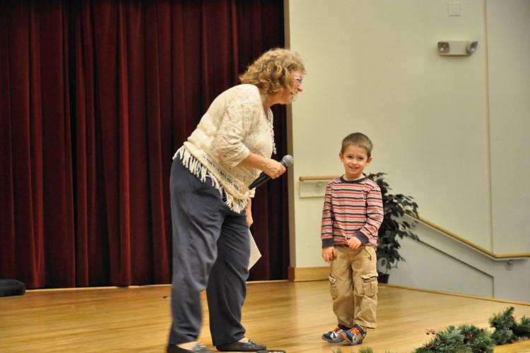 Little Flock Sunday School Dress Rehearsal for Christmas Eve #37
